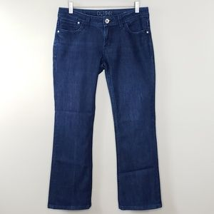 DL1961 Milano Boot Cut Jeans in Crush